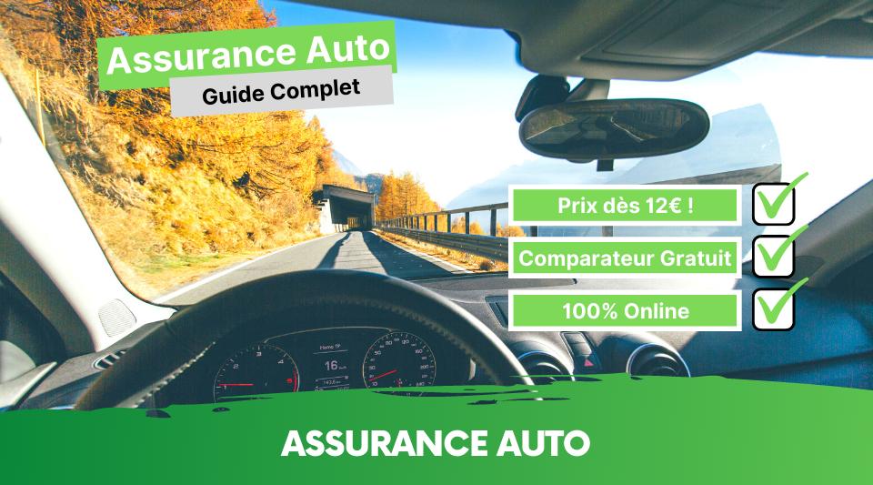 trouver des assurances auto pas chère en ligne