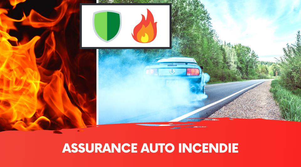 voiture incendiée criminellement mais protégée par une assurance tous risques