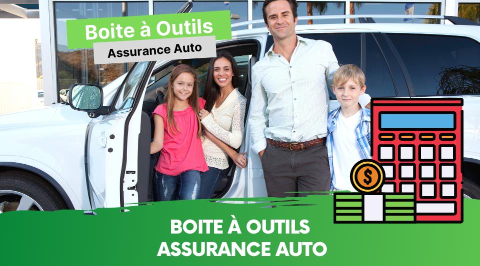 boite à outils et calculateur assurance auto