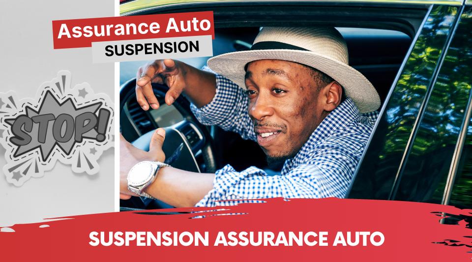 assuré qui suspend son assurance auto immédiatement