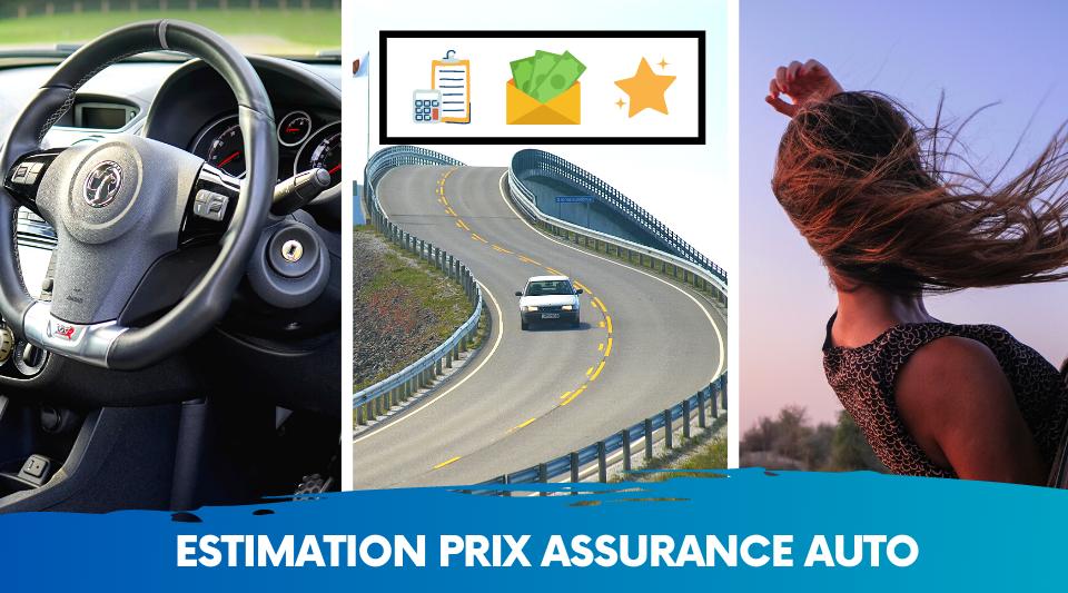 Comment obtenir une estimation du prix de son assurance auto en ligne ?