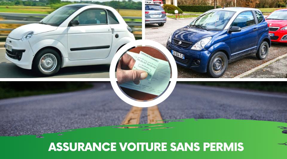l'assurance pour les voitures sans permis est également une obligation en France