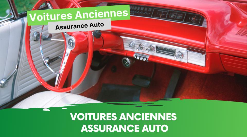 les assurances auto pour les anciennes voitures