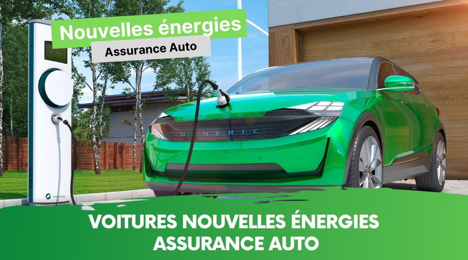 Guides assurance auto roulant aux nouvelles énergies