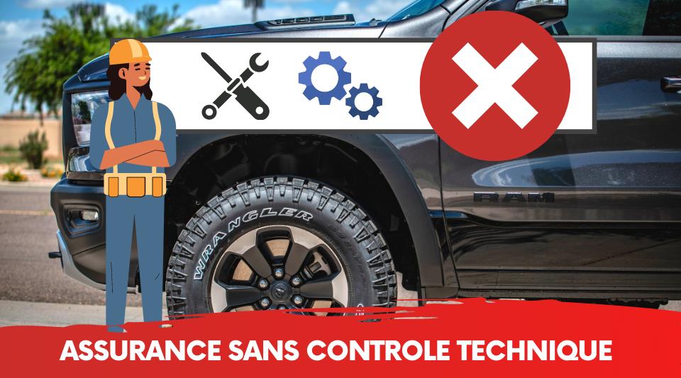 l'assurance fonctionne-t-elle si le contrôle technique de l'auto n'est pas fait ?
