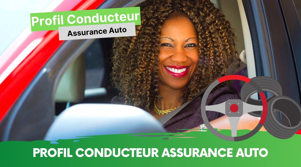 le profil de conducteur fait varier le prix de l'assurance voiture
