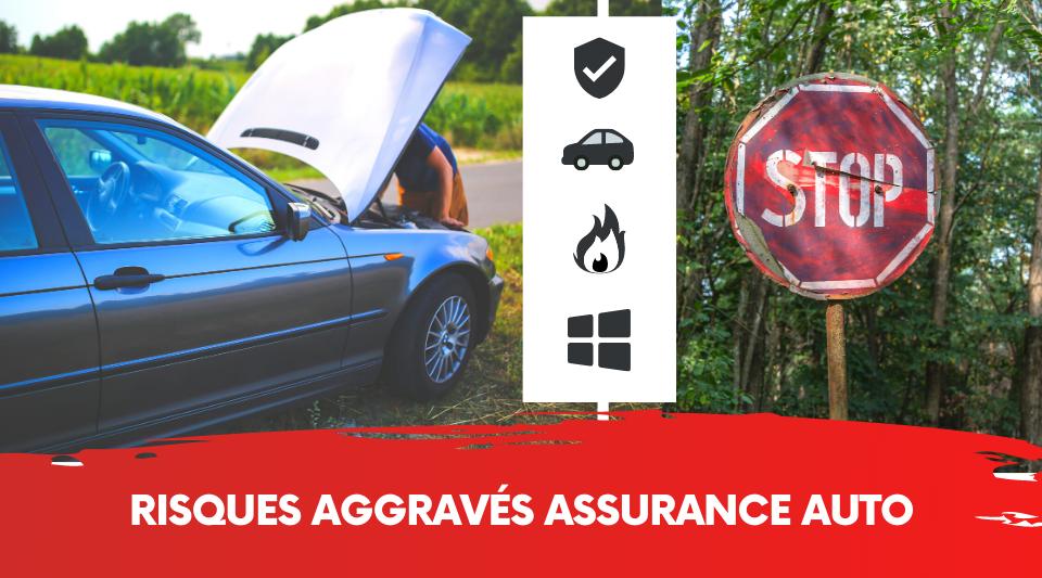 les risques aggravés peuvent faire grimper les cotisations d'assurance pour les conducteurs