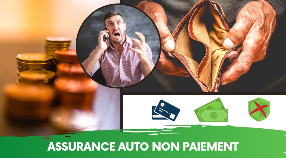 ne pas payer son assurance voiture peut autoriser la compagnie à résilier le conducteur