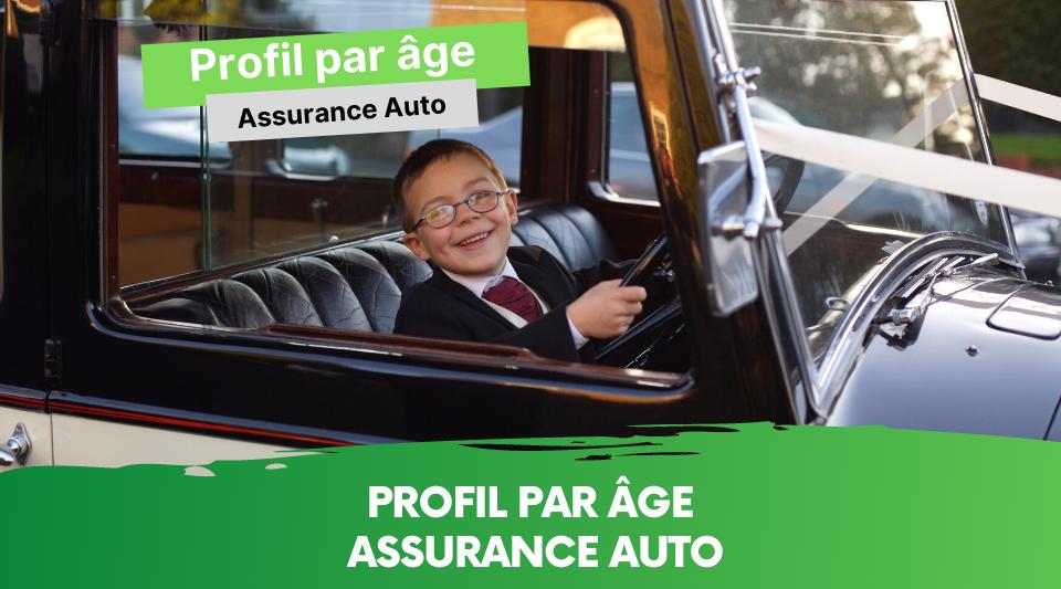 Guide des assurances auto selon les âges