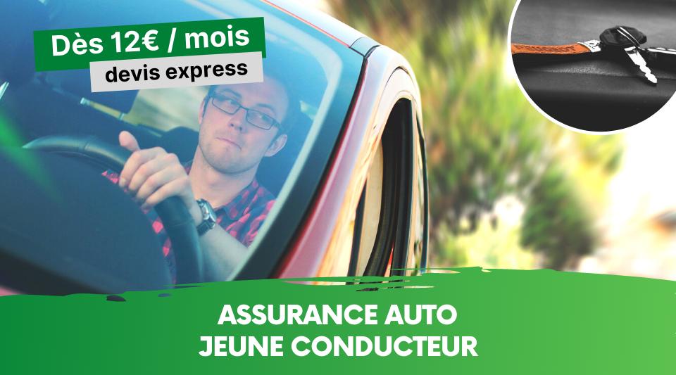 trouver une assurance auto pas chère pour jeune conducteur est faisable