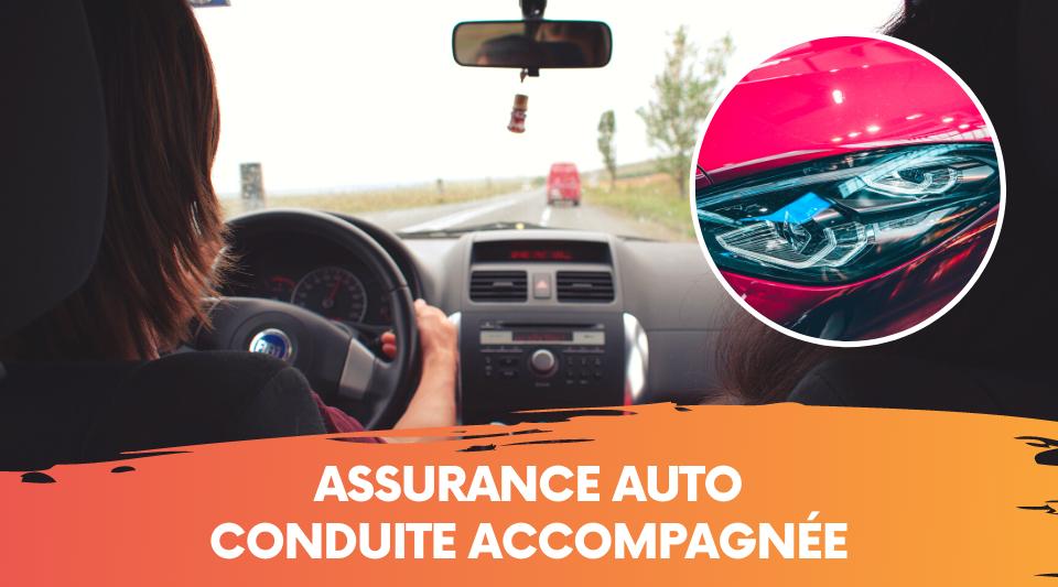 la conduite accompagnée offre des réductions sur la police d'assurance des véhicules