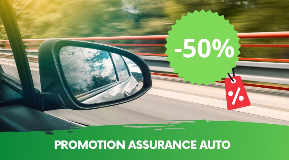avoir accès à des promotions sur son assurance automobile