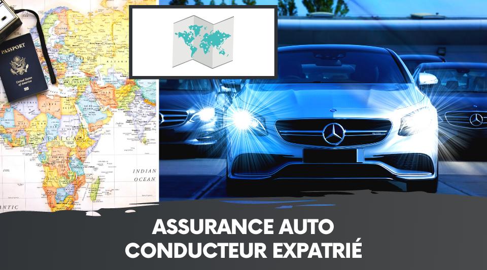 conducteur expatrié à la recherche d'une assurance pour son auto
