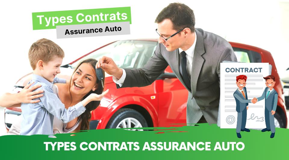 différents contrats auto pour s'adapter aux conducteurs