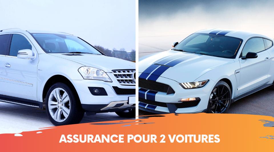 Est-il possible d'assurer 2 voitures sur la même assurance ?