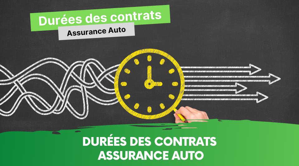 quelle assurance voiture selon la durée du contrat ?